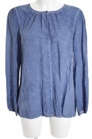 Culture Tunic Blouse steel blue casual look