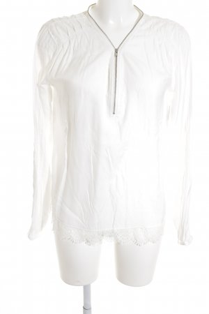 Culture Tunic Blouse natural white casual look