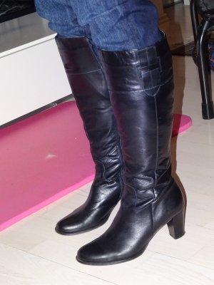 Cunda Stiefel schwarz Gr. 41