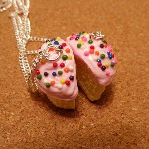 Cupcake Freundschaftsketten