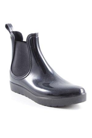 Cuplé Ankle Boots schwarz Casual-Look