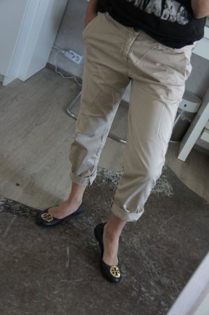 Current/elliott Boyfriendbroek beige