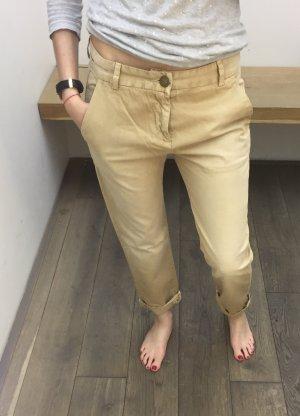 Current elliott chinos chino hose sommerhose chinohose jeans 7/8 3/4 Gr. 24 neu
