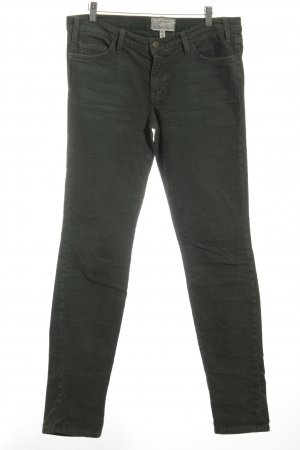 Current/elliott Cordhose dunkelgrün Casual-Look