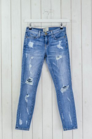 Current/elliott Jeans azure-steel blue