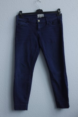 CURRENT ELLIOTT Jeans Gr. 29 The Slit Stiletto blau