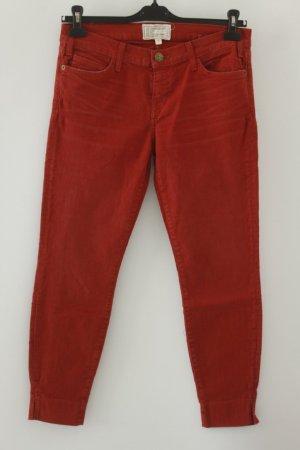 CURRENT ELLIOTT Jeans Gr. 29 The Slit Stiletto paprika NEU
