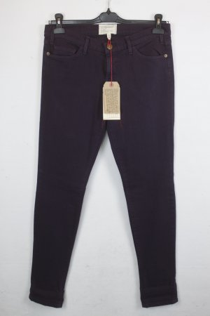 Current/Elliott Jeans Gr. 30 deep purple Modell: The Skinny (18/5/207)