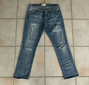 Current/elliott 7/8 Length Jeans cornflower blue