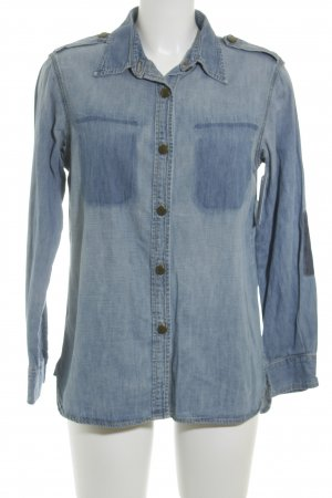 Current/elliott Jeanshemd blau Casual-Look