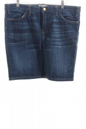Current/elliott Jeansrock blau Casual-Look