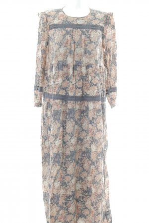Current/elliott Maxikleid Blumenmuster Romantik-Look