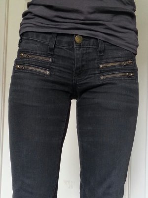 current/elliott multi zip skinny W27