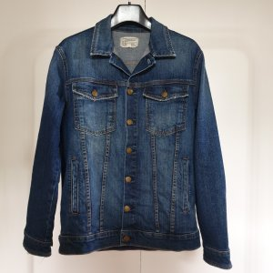 Current/elliott Denim Jacket blue