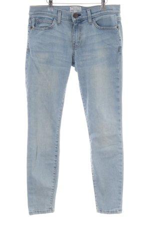 Current/elliott Skinny Jeans blau Casual-Look