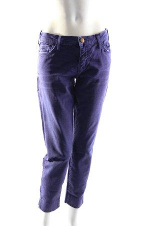 Current/Elliott Skinny Jeans lilablau