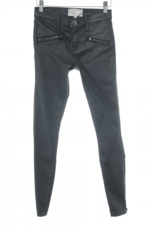 Current/elliott Skinny Jeans schwarz Casual-Look