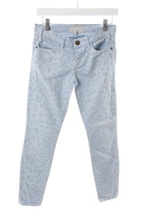 "Current/elliott Skinny Jeans ""The Stiletto Cashmere Blue "" hellblau"
