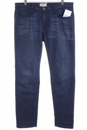 Current/elliott Slim Jeans dunkelblau Casual-Look