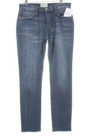 Current/elliott Straight-Leg Jeans graublau Casual-Look