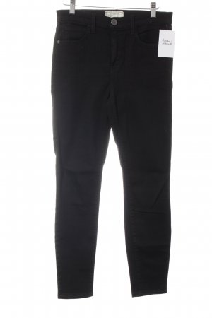 Current/elliott Stretch Jeans schwarz Casual-Look