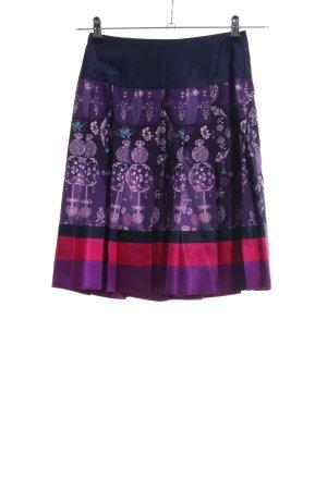 Custo Barcelona Plaid Skirt multicolored casual look