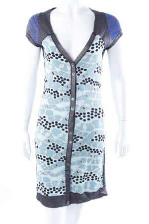 Custo Barcelona Kleid gemustert