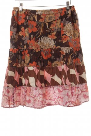 Custo Barcelona Rock florales Muster Casual-Look