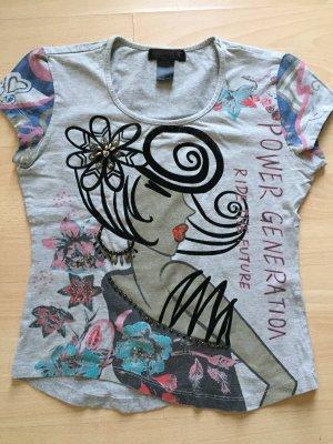 CUSTO BARCELONA Men/'s Elic Goldengate Graphic Shirt 295504 $123 NEW