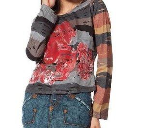 Custo Shirt - Longsleeve Progo 42 (ES 4)