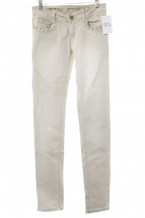 Custo Slim Jeans creme Casual-Look