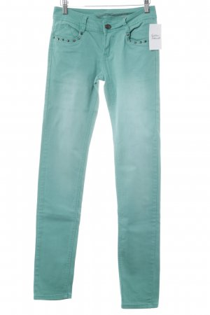 Custo Slim Jeans kadettblau Casual-Look