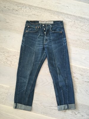 Customized DIY Levi's Jeans 501