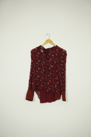 Custommade Long Sleeve Blouse multicolored