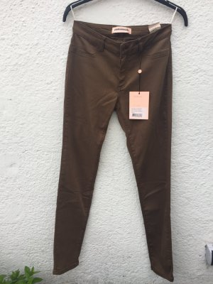 Custommade Hose braun Chinos
