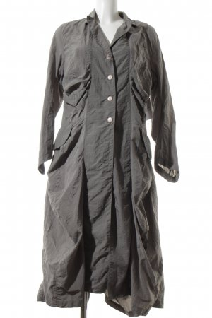 Cut Loose Trenchcoat grau Retro-Look