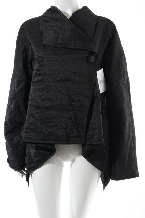 Cut Loose Übergangsjacke schwarz extravaganter Stil