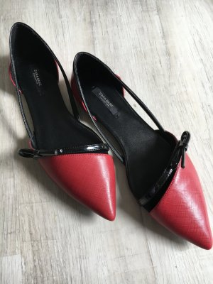 Cut-Out Ballerinas spitz Neu!