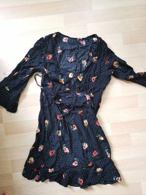 Promod Cut out jurk zwart