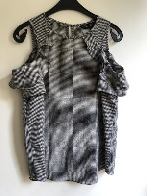 Cut-Out Bluse