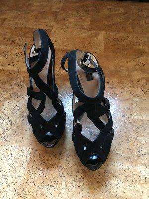 Cut Out High Heels Zara