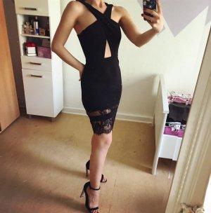 Cut Out Kleid von Topshop für besondere Anlässe