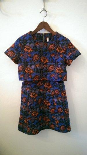 Cut-Out Kleid von Topshop Premium