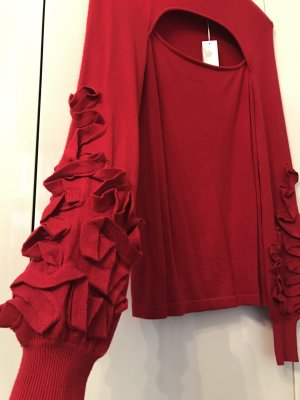Anne Fontaine Sweater donkerrood