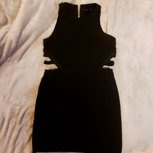Cut-Out Minikleid