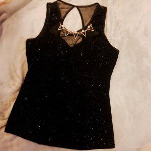 Cut-Out Party Top