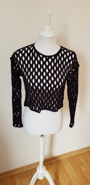 Cut Out Pullover H&M