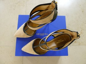 Aquazzura High Heels gold-colored