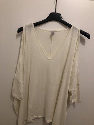 Asos Oversized Shirt natural white