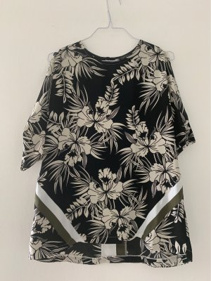 Cut Out Shirt Topshop